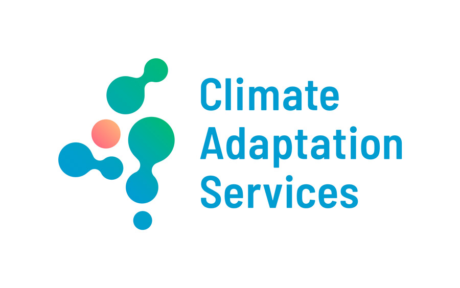 Huisstijl Climate Adaptation Services