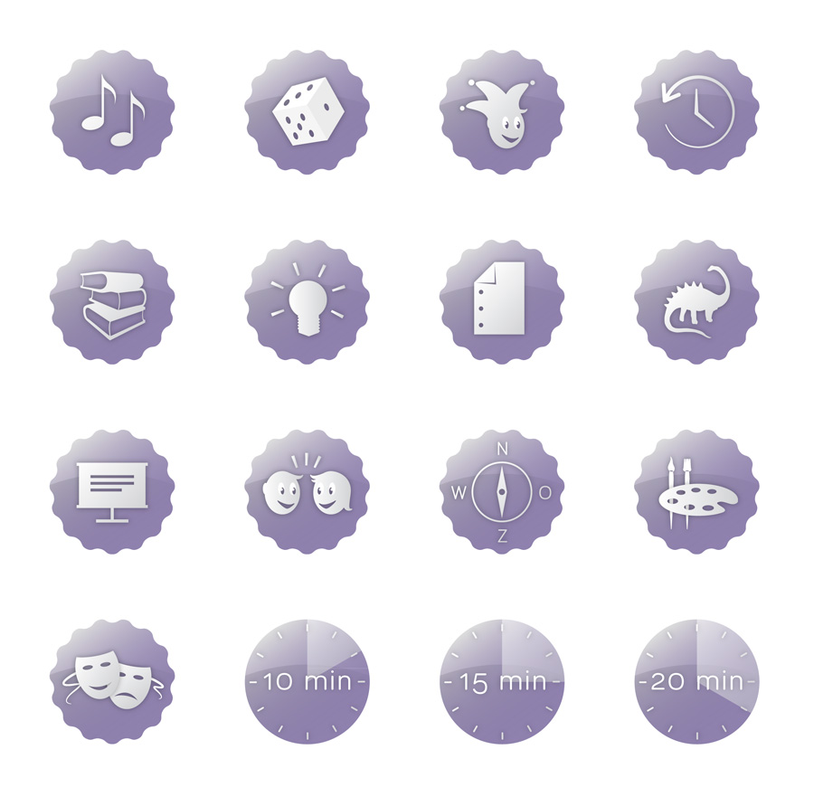 Icon webfonts